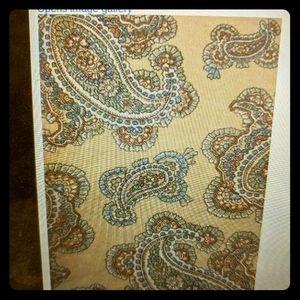 1 Ralph Lauren Heritage Paisley Std Pillowcase 35J